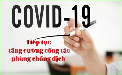 GLOTEK Việt Nam tăng cường công tác phòng, chống dịch Covid-19