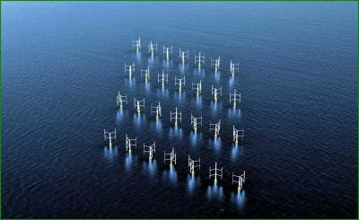 Giải pháp kỹ thuật mới sản xuất điện từ gió và thủy triều