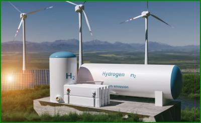 Khí hydro xanh gây hiệu ứng nhà kính nhiều hơn than đá
